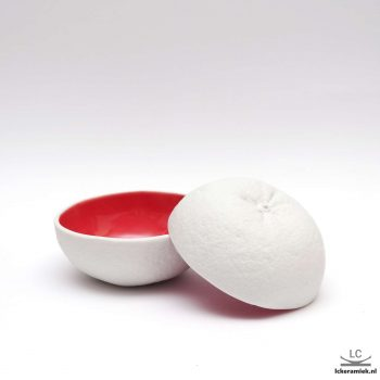 porseleinen schaaltje grapefruit