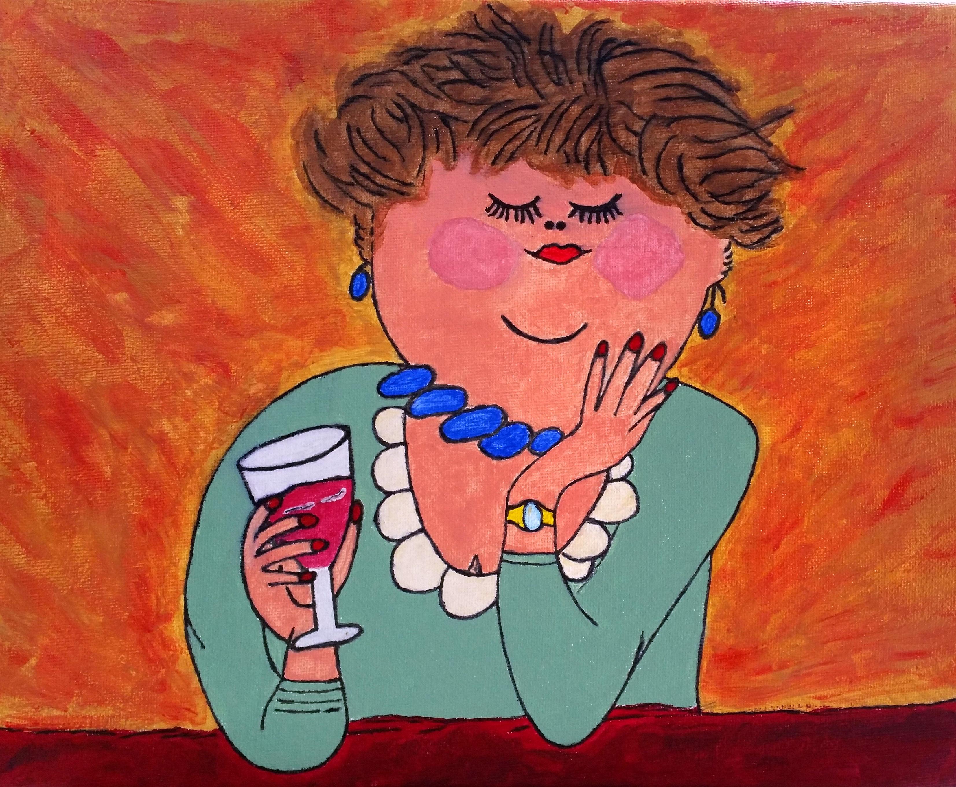 workshop vrolijk schilderij